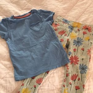 Gymboree Matching Sets - 🌸 Adorable Gymboree outfit. 4T.